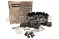 Колодки тормозные BPW ECO MAX (1996>) M2629306 Marshall