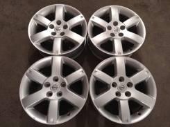 Оригинальные литые диски Nissan X-trail, Qashqai R17