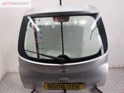 Крышка (дверь) багажника Nissan Micra K12 2006 (Хетчбэк 3дв. )