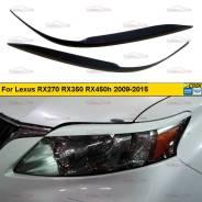 Реснички на фары Lexus RX270 RX350 RX450h 2009-2015