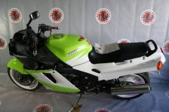 Мотоцикл Kawasaki ZZR1100 Ninja, ZXT10, 1991г, полностью в разбор