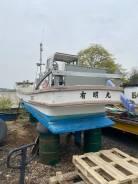 Шхуна рыболовная Yamaha
