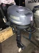 Лодочный мотор Yamaha F 5, из Японии, чистокровный Японец!