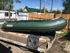 Продам лодку ПВХ ДНД Golfstream MS365
