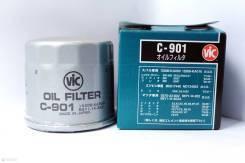 Фильтр масляный VIC C901, OEM 15208-KA000, Япония