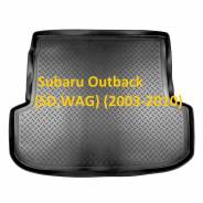 Коврик в багажник новый Subaru Outback (SD, WAG) (2003-2010)