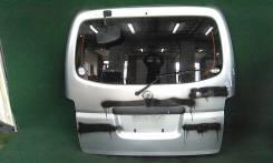 Дверь пятая Nissan Caravan, E25, KA20DE; _12 КОНТ, 008-0011300, задняя