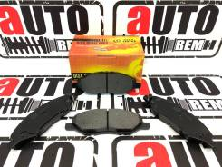 Колодки тормозные передние Nissan K12 Z11 G11 Y12 C11 E11