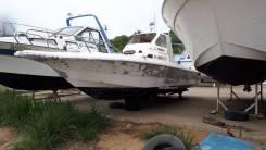 Nissan VX27HT корпус катера для рыбалки от Цитадель-марин