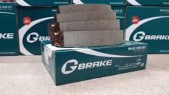 Японские тормозные колодки G-Brake GS-02311. Замена!