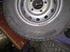 Продам колёса Кама 515 205/75 r15 вместе с дисками
