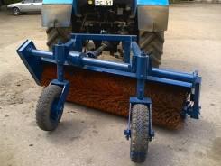 Коммунальная щетка НТУ 2.0 на трактор