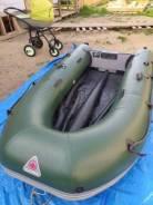Продам лодку Yukona 310 TS с подвесным мотором Suzuki DF 6