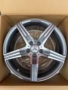 Новые диски на Mercedes-amg