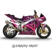 Crazy IRON Клетка PRO Kawasaki ZX-6R `03-`04