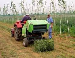 Мини пресс-подборщик RXK 0850 на трактор