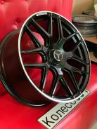 Новые литые диски Mercedes -10004 R22 5/112