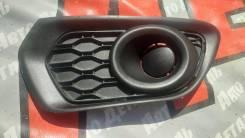 Облицовка переднего бампера Renault Sandero 2 2014
