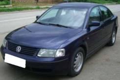 Volkswagen B 5, 2001