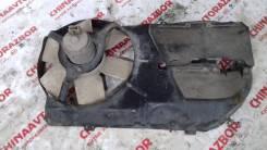 Диффузор (кожух) вентилятора радиатора Audi 80 B3 (1986-1991)