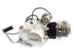 Двигатель 139FMB, 152FMB 110cc Alpha, Delta