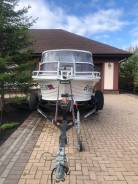 Моторная лодка Quintrex!
