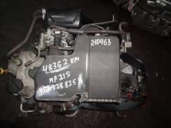 Двигатель+КПП Suzuki K6A, 660 куб. см Контрактная Suzuki [210463]