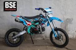 Питбайк BSE PH 125e 17/14 Power Blue 3,Оф.дилер Мото-тех, 2020