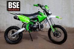 Питбайк BSE MX 125 17/14 Racing Green 2020, оф.дилер МОТО-ТЕХ, Томск, 2020