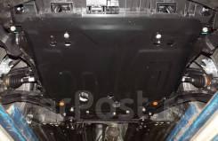 Защита картера и КПП Nissan Qashqai X-Trail T32 2014+
