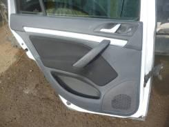 Обшивка двери задней левой для Skoda Octavia (A5 1Z-) 2004-2013