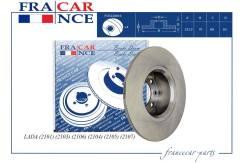 Тормозной диск передний FranceCar FCR220816 Лада 2101-2107