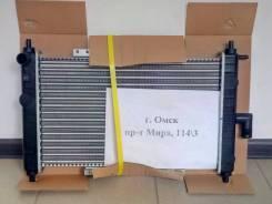 Радиатор Daewoo Matiz / Chery QQ 01-15г
