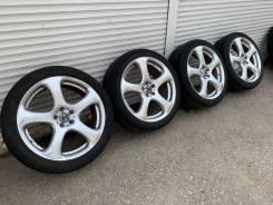 Комплект литья Bridgestone+ летняя резина(цена подарок)