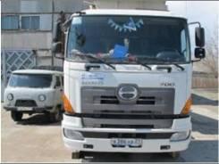 Подается: грузовой-самосвал HINO FS1ЕLVD QPR, г/н А 386 ХВ27,2010г. в