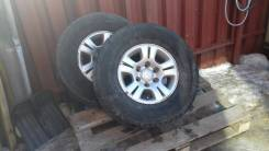 Диски литые от Ford Ranger R15