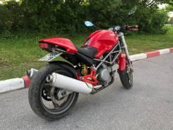 Ducati Monster 400, 2003