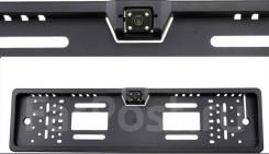 Камера заднего вида в рамке номерного знака