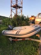 Надувная лодка Suzumar DS31FD