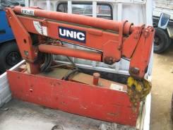 Крановая установка. Кран манипулятор UNIC UR10