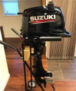 Мотор лодочный Suzuki DF5AS акция !