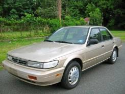Nissan Stanza, 1992