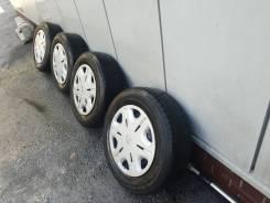 4 колеса с летней резиной Тойта Камри