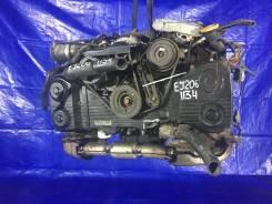 Контрактный двигатель Subaru Legacy BE5, BH5. EJ206. А1134
