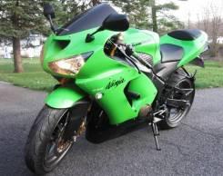 Kawasaki Ninja ZX-6R 636, 2006
