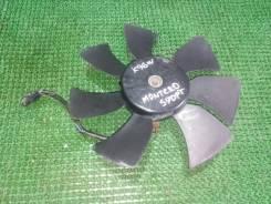 Вентилятор радиатора кондиционера Mitsubishi Montero Sport K96W 6G72
