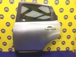 Дверь Боковая Nissan Dualis, Qashqai, левая задняя