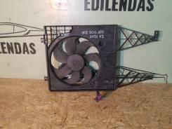 Вентилятор радиатора volkswagen golf 4 bora