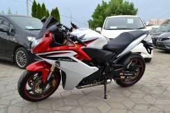 Honda CBR 600F, 2011