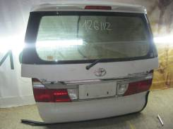 Дверь багажника Toyota Alphard ANH10, ANH10W, ANH15, ANH15W